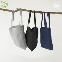 Sac shopping naturel BIOSHOP